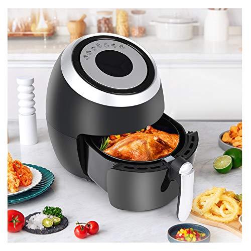 Power Air Fryer XL,New Air Fryer 1400W/5.2L Oven Digital Screen Hot Air Fryer Cooker,Best Air Fryers for 2021