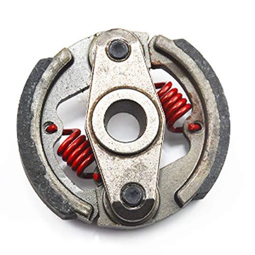 Arrancador de Retroceso de Arranque Poweka para 2 Tiempos 47cc 49cc Pocket Dirt Bike Mini ATV Rojo