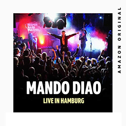 Live in Hamburg (Amazon Original)