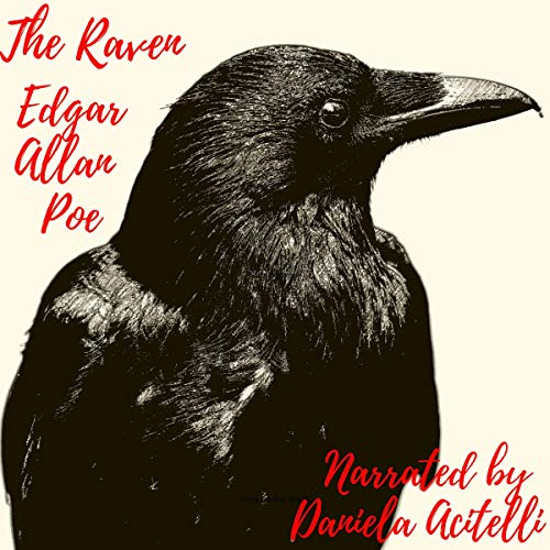 The Raven audiobook cover art