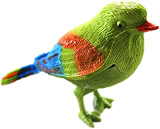 Anniston Kids Toys, Simulation Sound Voice Control Activated Chirping Singing Bird Model Kids Toy Novelty & Gag Toys Perfe...
