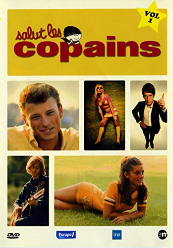 Salut Les Copains Volume 1 (DVD)