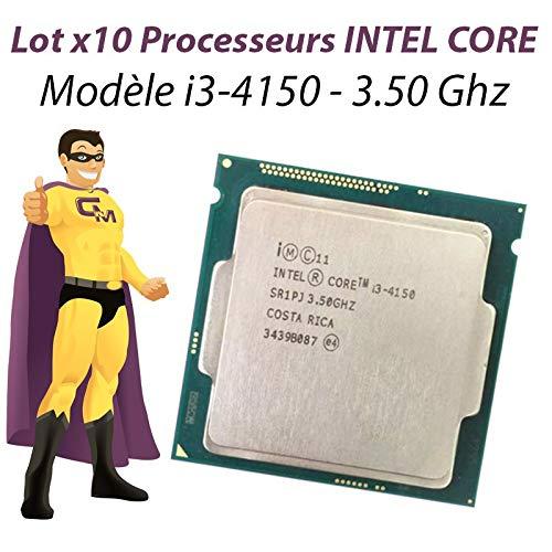 Intel - Procesador CPU Core I3-4150 (3,5 GHz, SR1PJ, 3 MB, Socket 1150)