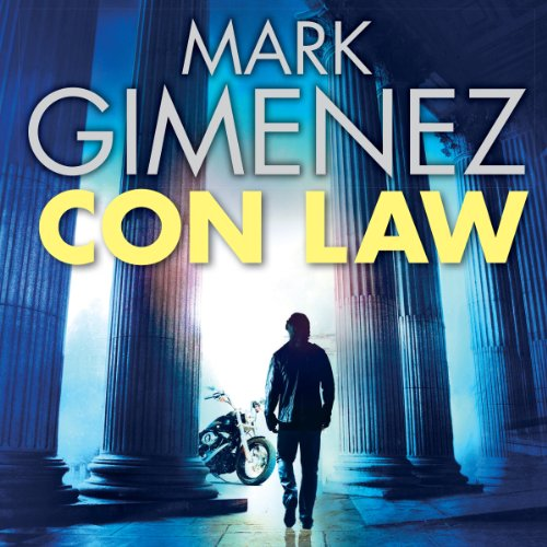 Con Law audiobook cover art