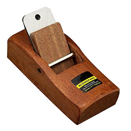 Mini Holz Handhobel, 108 MM Holzhobel holz hobel Hand Planer Woodcraft DIY Tool für Haus & Garten
