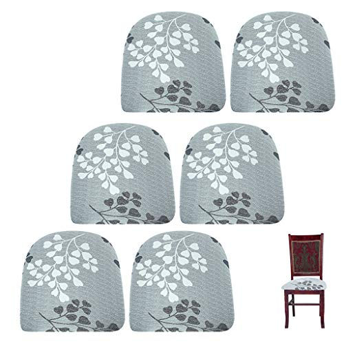 6 Fundas de asiento para silla impresas