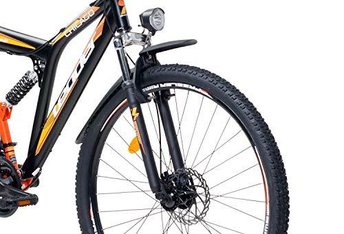 tretwerk DIREKT gute Räder Leader Chicago Street Disc 28 Zoll ATB, Jungen-Herren-Fahrrad - 4
