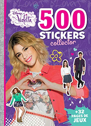 Violetta , Special concert , 500 STICKERS COLLECTOR