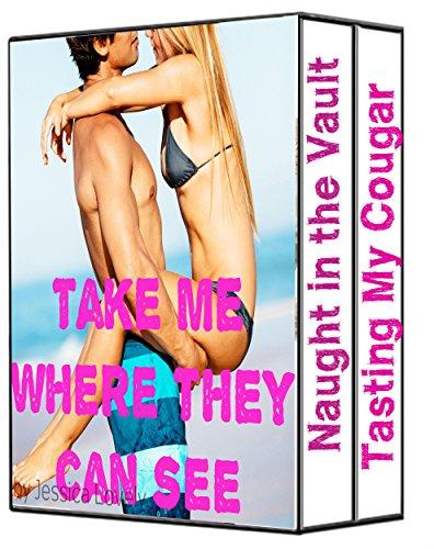 Take Me Where They Can See (Exhibition Voyeur Peeking Erotica)