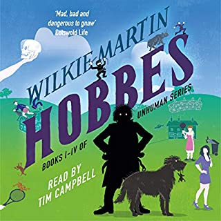 Hobbes audiobook cover art