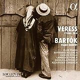 Verress/Bartok: Streichtrio / Klavierquintett - Nicolas Altstaedt