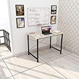 Pazano Multipurpose Study Table, Office Table, Laptop Table, Computer Workstation Table and Office Writing Desk for Home Office Work - (90x60x75cm) (White)
