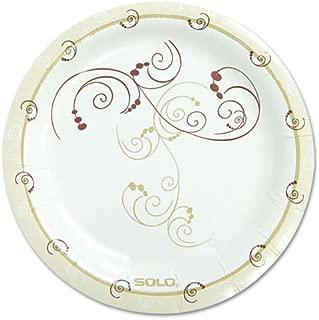 Symphony Paper Dinnerware, Mediumweight Plate, 6