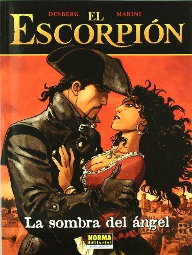 El escorpion 8 La sombra del angel/ Scorpion 8 Shadow's Angel