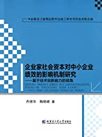企业家社会资本对中小企业绩效的影响机制研究:基于技术创新能力的视角