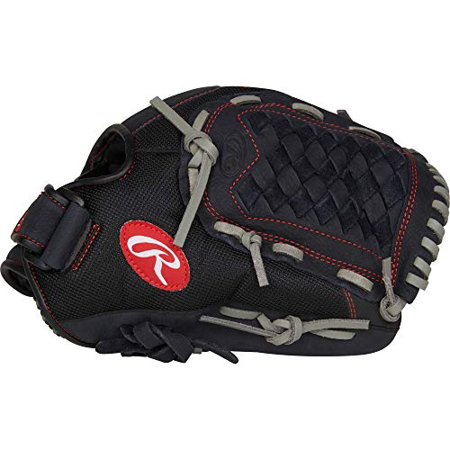 Rawlings Renegade 12' BB/SB, Conv/Basket R120BGS-6/0 Gloves, Right Hand Throw