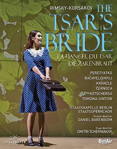 Rimski-Korsakov: Die Zarenbraut [Blu-ray]