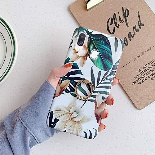 Uposao - Zapatillas de críquet para mujer blanco Blanco Samsung Galaxy A40