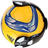 Home-X - Wall Mount Ball Claw for Soccer & Basketballs, Durable Design Secures Youth & Regulation Soccer & Basketballs for Convenient Home Storage (Ball Not Included)