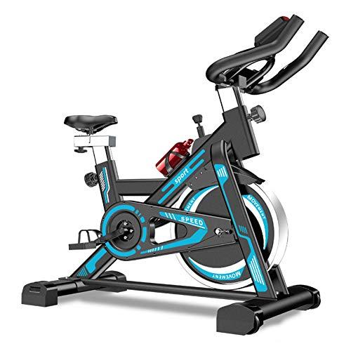 Bicicleta de spinning de interior, bicicleta de ejercicio ultra silenciosa, bicicleta doméstica,...