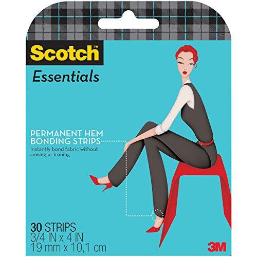 3M Klebeband Scotch Essentials Permanent Saum Bonding Streifen
