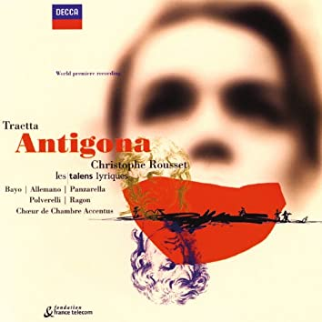 Traetta: Antigona