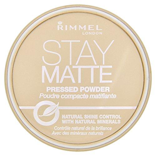 Rimmel Cipria Compatta Stay Matte - 1 Pezzo