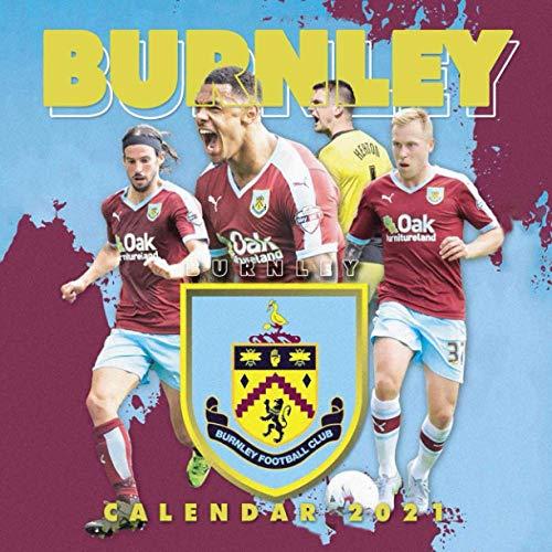Burnley: OFFICIAL Calendar 2021-2022
