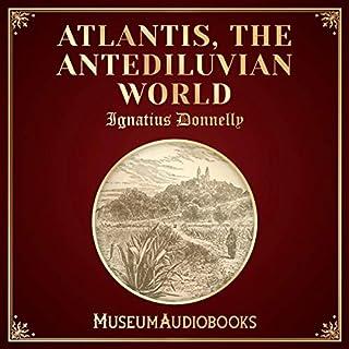 Atlantis, the Antediluvian World cover art