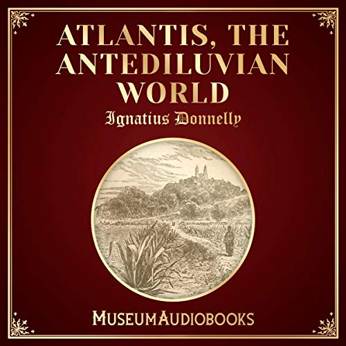 Atlantis, the Antediluvian World  By  cover art
