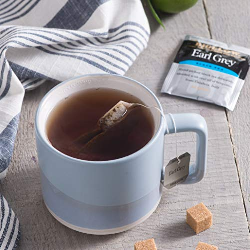 Bigelow Earl Grey Black Tea Bags, 20-Count Box (Pack of 6) Caffeinated Black Tea, 120 Tea Bags Total