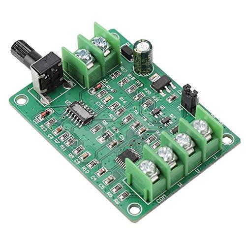 Bewinner Treiberplatine für bürstenlosen Gleichstrommotor, Verpolungsschutz/Überstromschutz/Phasenumkehrsteuerung, Geschwindigkeitssteuerplatine Optisches Laufwerk Festplatten-Motor-Controller