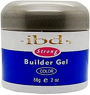 wowgadgets Nail IBD Extension Hard Gel UV Builder Long Nail Art Pink Clear White Beauty Salon 2 oz/56 g Strong False Tips Polish Glue