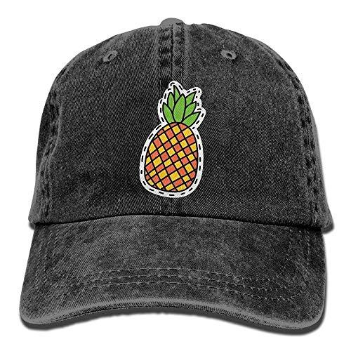 Voxpkrs Hut läuft Uhr Frauen Männer Baumwolle einstellbar gewaschen Baseballmütze Q8S3S4065