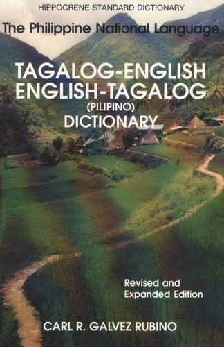 Tagalog-English/English-Tagalog Standard Dictionary...