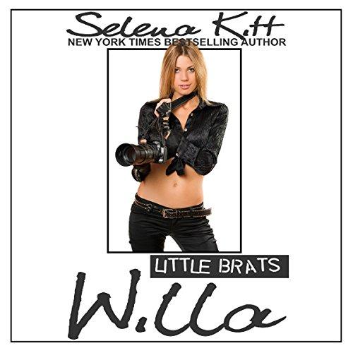 Little Brats: Willa audiobook cover art