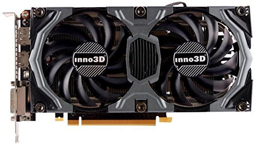 INNO3D Carte Graphique GeForce GTX 9704Go GDDR5m5dsx N971sdn en V