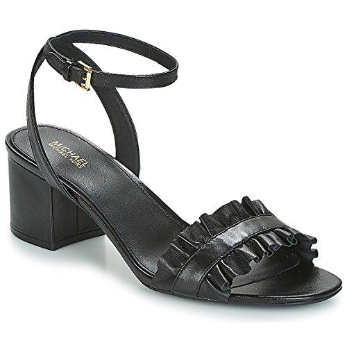 MICHAEL MICHAEL KORS BELLA FLEX MID Sandalen/Open schoenen dames Zwart Sandalen/Open schoenen
