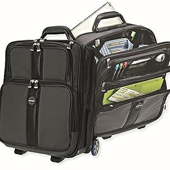 Kensington Notebook Roller for up to 15.6  laptops  K62903A  Black One Size