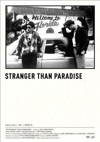 John Lurie - Stranger Than Paradise [Edizione: Giappone] [Italia] [DVD]