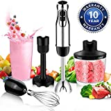 Best Hand blenders - BSTY 5-in-1 Hand Blenders Set 15-Speeds Powerful Immersion Review