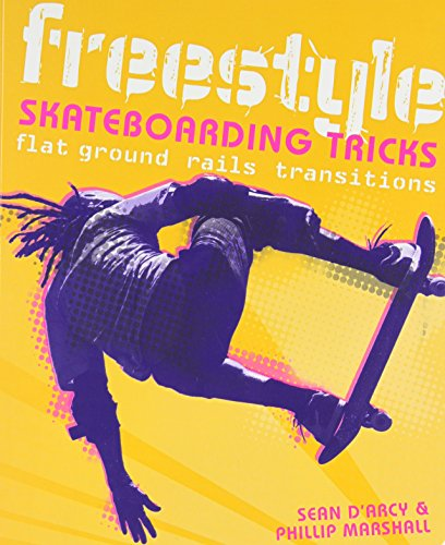 Freestyle Skateboarding Tricks: Flat Ground, Rails, Transitions