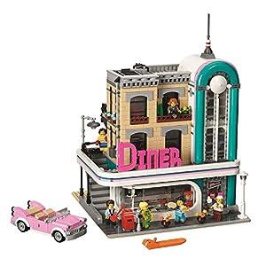 Amazon.co.jp - レゴ クリエイターエキスパート ダウンタウンのダイナー 10260