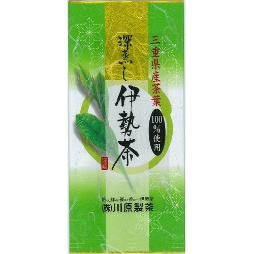 川原製茶『深蒸し伊勢茶』