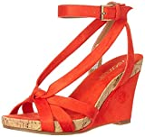 Aerosoles Women's Fashion Plush Wedge Sandal