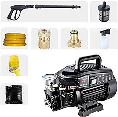 Pressure Washer, Electric Portable Power Cleaner With Accessories For Home/Garden/Patio/Car dljyy from Dljxx