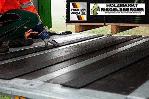 Gartenwelt Riegelsberger Antirutschmatte 5000 x 250 x 8 mm LKW PKW Ladungssicherung/Made in Germany
