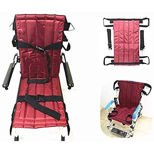 Beautiful happy Rollstuhl-Gürtel-Transfer für Patienten, für den gesamten Körper, medizinische Hebeschlinge für Senioren, Handicap (Farbe: -, Größe: -)