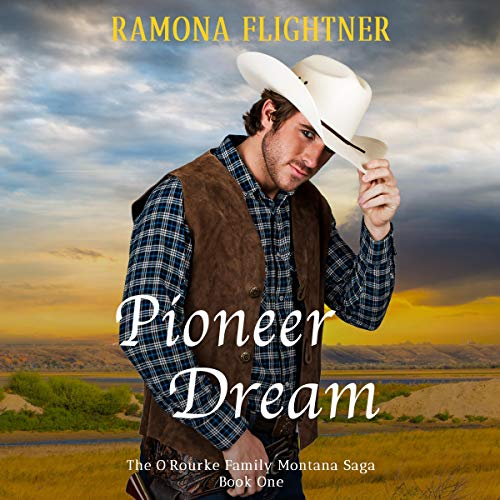 Pioneer Dream audiobook cover art