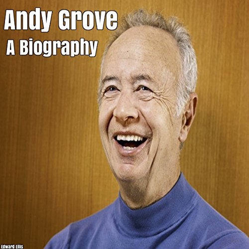 Andy Grove audiobook cover art